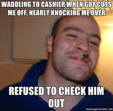 ran into a girl from high school at a wedding last weekend meme guy