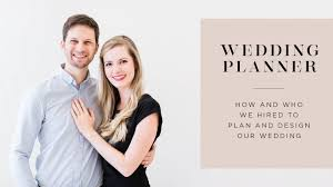 our wedding planner how we chose our wedding planner wedding planning series