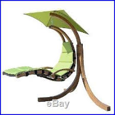 Hanging Chaise Lounge Chair Hanging Chaise Lounger Air Porch Hammock Swing Chair Canopy Arc