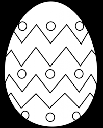10 pics of easter eggs coloring pages for kids easter egg