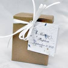 communion gift ideas baptism communion cross seed kit in gift boxes plant a