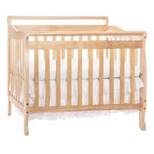Baby S Dream Convertible Crib by Dream On Me 4 In 1 Mini Convertible Crib Natural Toys