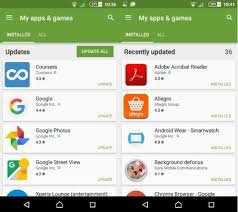 how to update apps android android won t update apps