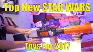 black friday nerf guns new star wars toys coming in fall 2017 nerf glowstrike fx