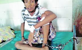 handcuffed to bed sfi activist chained to hospital bed alleges cpm indian express