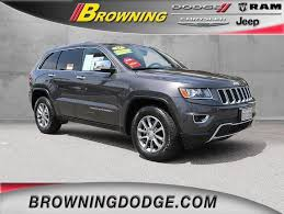 jeep grand cherokee limited 2014 certified pre owned 2014 jeep grand cherokee limited sport utility