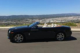 roll royce dawn black rolls royce dawn black 2 door convertible exotic cars uniq los