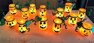 easy halloween lanterns red ted art u0027s blog