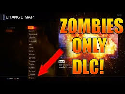 rezurrection map pack dlc 4 will be a zombies map pack only or rezurrection 2 0 heres
