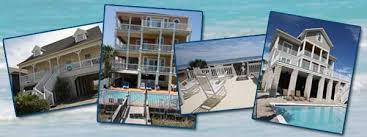 vacation homes in myrtle oceanfront vacation rental homes