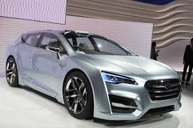 subaru concept cars subaru advanced tourer concept is a looking wagon wemotor com