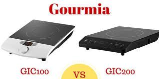 Induction Cooktops Pros And Cons Review Gourmia Gic200 Vs Gourmia Gic100