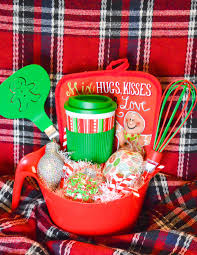 budget friendly christmas gift baskets