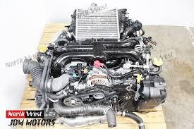 subaru impreza turbo engine jdm 08 12 subaru impreza wrx ej20 turbo engine quad avcs 2 0l motor