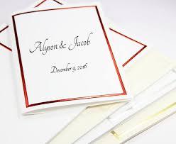 wedding program paper stock foil border wedding programs printable lci paper