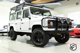 1987 land rover defender fusion luxury motors