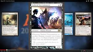 Magic The Gathering Sliver Deck Standard by M14 Syphon Sliver And Galerider Sliver The Rumor Mill Magic
