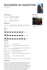 Management Resume Examples by Engineering Manager Resume Samples Visualcv Resume Samples Database