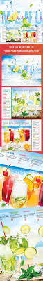 drink menu template free 26 best bar menu design images on bar menu menu