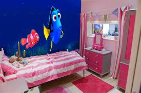 girls bedroom bespoke wall murals wallpaper photo wallpaper finding nemo
