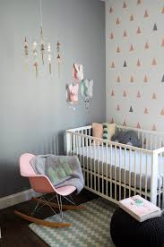 Gray Nursery Decor Showers Trending In Nursery Decor Guest Post By