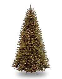 christmas tree with lights national tree 7 5 foot valley spruce tree with 550