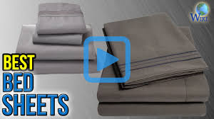 top 10 bed sheets of 2017 video review