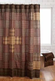 primitive country bathroom ideas country shower curtains for the bathroom design simple interior