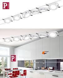 Wohnzimmer Beleuchtung Seilsystem Paulmann Led Seilsystem Roundmac 6x4 W 12v Neuste Led Technik Art