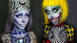 special effects makeup easy halloween makeup compilation 2017