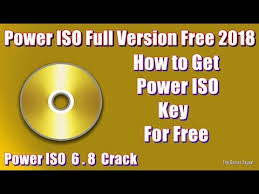poweriso full version free download with crack for windows 7 poweriso 6 8 crack 2018 download and install power iso on windows 10
