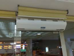Curtron Air Curtain Air Curtain Door Heaters U2014 Interior Exterior Homie Air Curtain