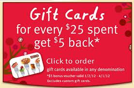 giftcard deals restaurant gift card deals justsingit