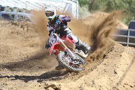 how to start racing motocross muscle milk twmx race series profile luke lybrook transworld