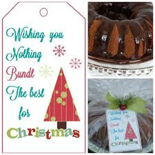 caramel potatoes wishing you nothing u201cbundt u201d the best for
