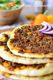 recette de cuisine turc lahmacun pizza turque le cuisine de samar