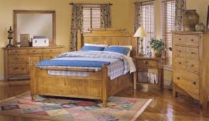 Oak Bedroom Furniture Attic Heirlooms Original Oak Bedroom