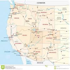 united states map with longitude and latitude cities latitude map of us and canada longitude latitude map of western