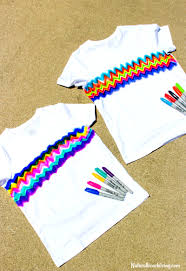 how to make super cool sharpie tie dye shirts natural beach living