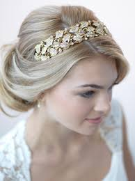 gold headbands bridal accessories archives usabride