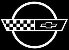 c4 corvette emblem c4 corvette decals ebay