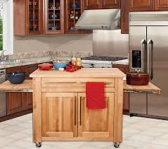 catskill kitchen islands catskill 1480 empire mobile butcher block kitchen cart