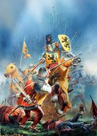 the battle of towton was fought during the english wars of the