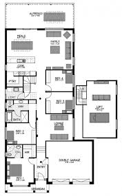 loft house plans adelaide house plan