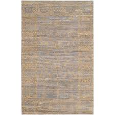 Gold Area Rugs Safavieh Valencia Gray Gold 4 Ft X 6 Ft Area Rug Val104e 4 The