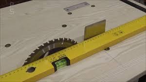 splitter riving knife 3 in 1 workbench diy how to do youtube