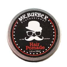 Pomade As barber professional waterbased hair pomade 100ml