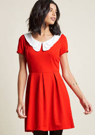 Our Wedding Day Sassy Red by Cute Red Dresses Modcloth