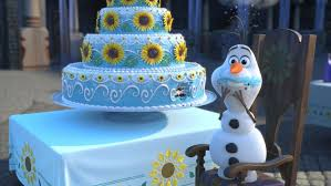 Frozen Birthday Meme - video frozen fever preview elsa has a cold on anna s birthday