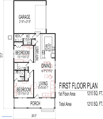 one story house plan 1 story house plans best of small low cost economical 2 bedroom
